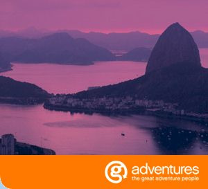 Travel to Brazil with G Adventures