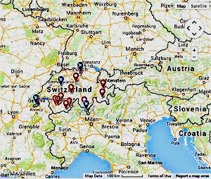 Switzerland Sightseeing Travel and Tours