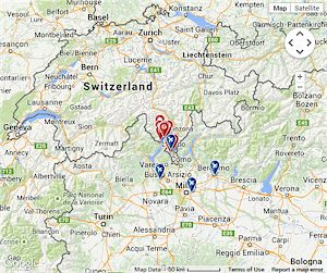 Ticino Hotels Online Booking for Accommodation in Switzerland