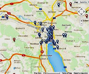 Zurich hotels accommodation magical journeys to switzerland zurich hotels accommodation gumiabroncs Images