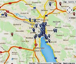 Zurich Hotels Accommodation Magical Journeys to Switzerland